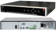 DS-7716NI-K4 - 16-ти канальный сетевой 4K-видеорегистратор с 4-мя SATA-интерфейсами.