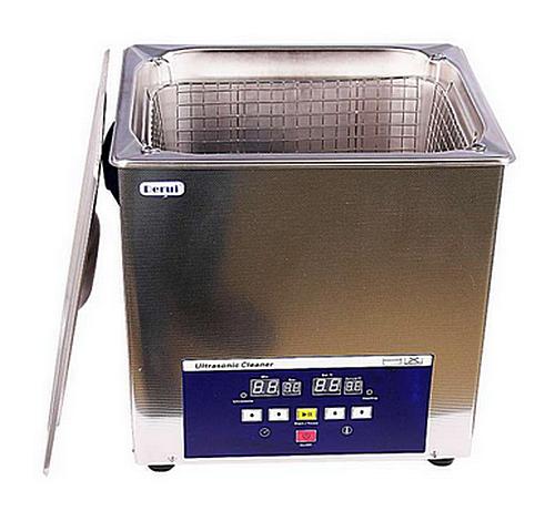 N03519 Ultrasonic DR-LQ60 - Ультразвуковая ванна с  подогревом 6.0 л