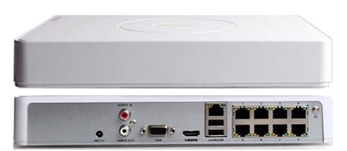 DS-7116NI-SN/P - 16-ти канальный сетевой 2MP-видеорегистратор с -8-ю независимыми портами PoE.