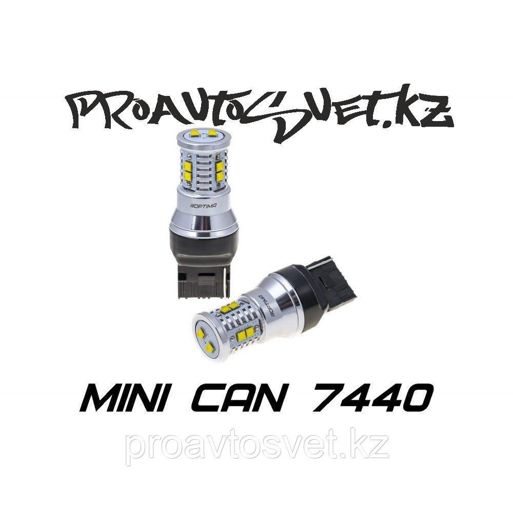 Светодиодная лампа Optima Premium MINI 7440 белая с обманкой
