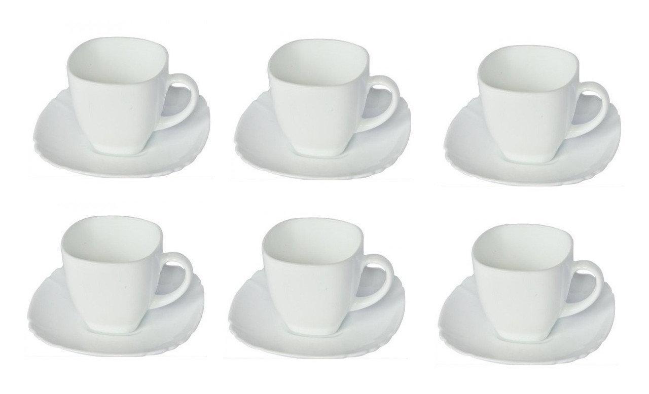 Чайный cервиз Luminarc Lotusia из 12 предметов (H1789)