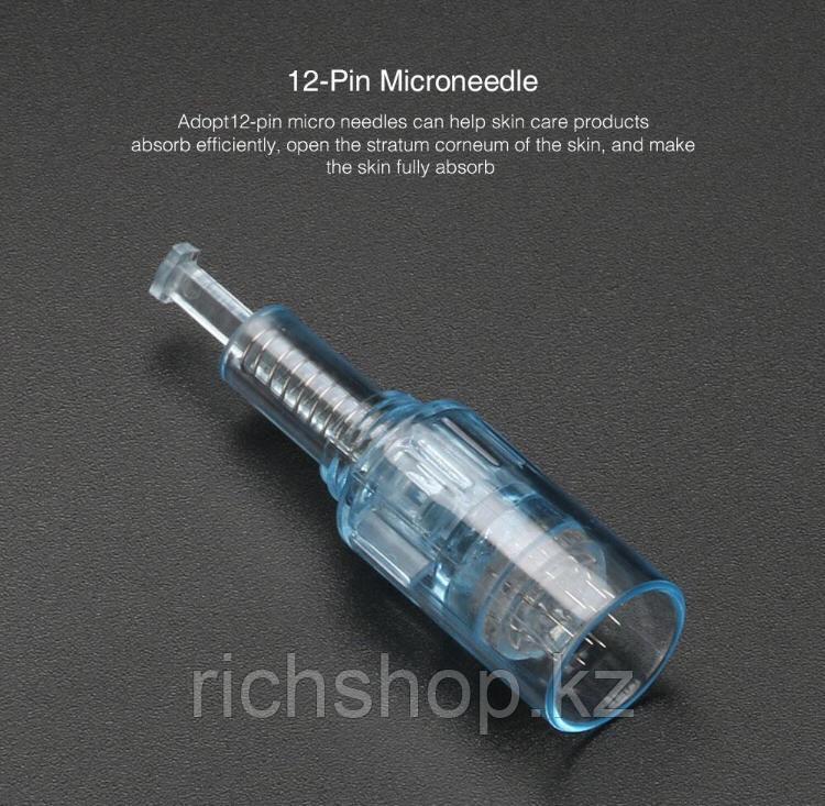 Картриджи, Иглы для Микронидлинг (Dermapen) Х5, №36, №12, Nano