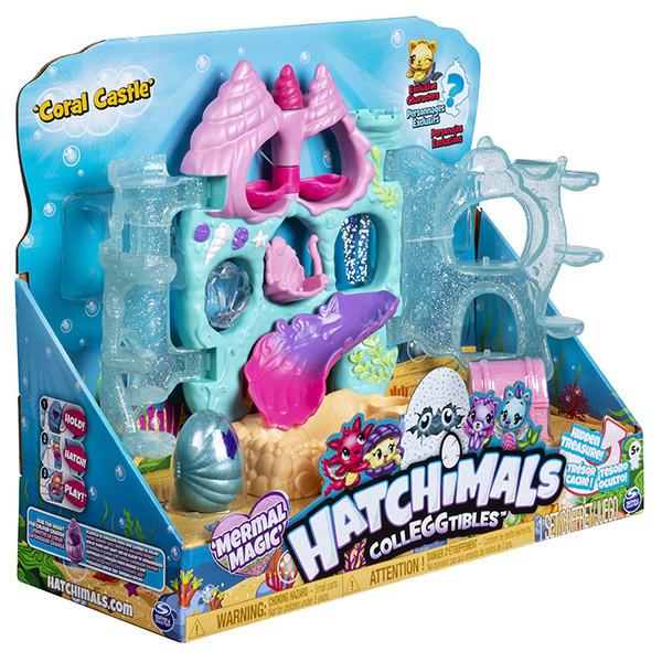 """Hatchimals 6045505 Игровой набор """"Коралловый дворец"""""""