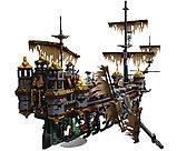 "Конструктор Bela 10680 (аналог Lego Pirates of the Caribbean 71042) ""Безмолвная Мэри"", 2324 дет, фото 3"