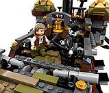 "Конструктор Bela 10680 (аналог Lego Pirates of the Caribbean 71042) ""Безмолвная Мэри"", 2324 дет, фото 5"