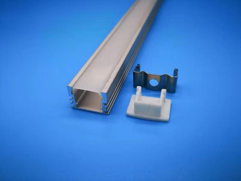 Алюминиевый профиль для светодиодных лент HC-006