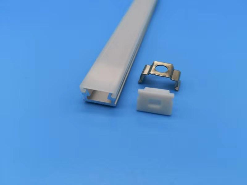 Алюминиевый профиль для светодиодных лент HC-086