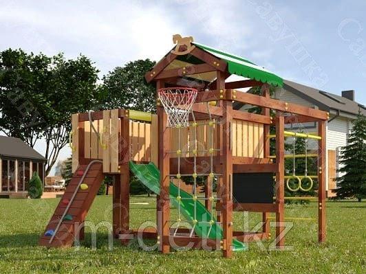 Детская площадка Савушка Baby Play 8