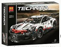 Конструктор cool&fan 13387 bela Technica «Porsche 911 RSR» 11171 (Аналог лего LEGO Technic 42096) 1580 деталей