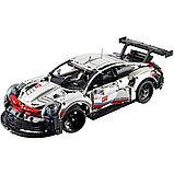 Конструктор cool&fan 13387 bela Technica «Porsche 911 RSR» 11171 (Аналог лего LEGO Technic 42096) 1580 деталей, фото 4