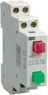 Кнопка управления модульная КМУ-11, фото 2