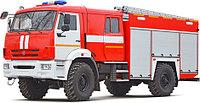 Пожарная автоцистерна