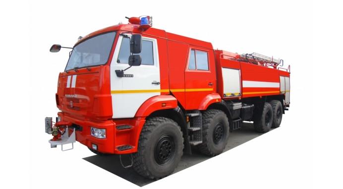 Пожарный автомобиль АА-12/60