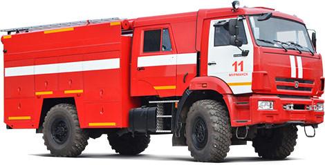 Пожарный автомобиль АЦ 6,0-40
