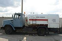 Полуприцеп газозаправщик (газовоз) до 56 куб