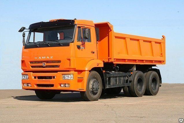 Самосвал 65115-6059-23(А4)