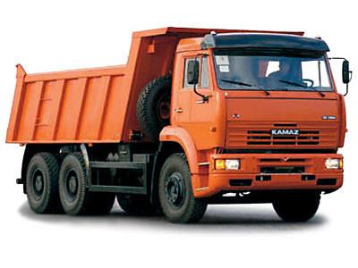 Самосвал 6520-6041-43