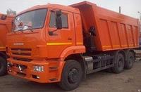 Самосвал Хово грузоподъемность 25 тонн