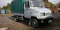 Фургон на шасси Зил евро-3 / евро-4