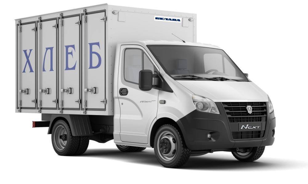 Фургон хлебный