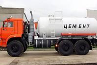 Цементовоз КАМАЗ 56684К-01*