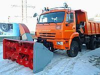 Шнекороторный снегоочиститель, фото 1