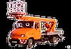 Автовышка 18 метров Зил-5301 Бычок