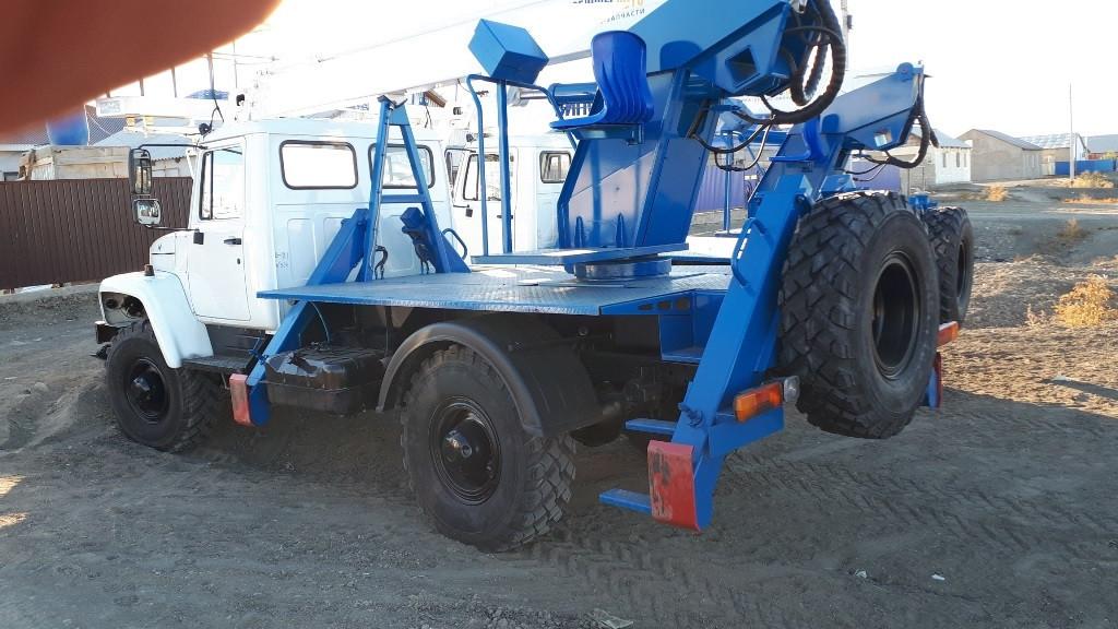 Автогидроподъемник 22 м вездеход ГАЗ-33081