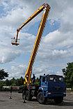 Автогидроподъемник телескоп 25 метров, фото 3