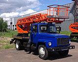 Автогидроподъемник шасси Урал, фото 4