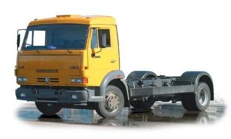 Автомобиль-шасси 43502-3036-45