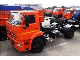 Автомобиль-шасси 53605-3950-23(A4)