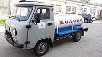 Автоцистерна для пищевых жидкостей УАЗ 1200-1500 литров