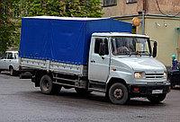 Бортовой ЗИЛ-5301 Бычок