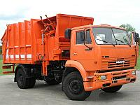 Бункеровоз контейнерный портальный КО-440