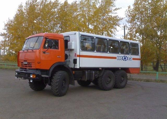 Грузопассажирский автомобиль 4208-0000410-14