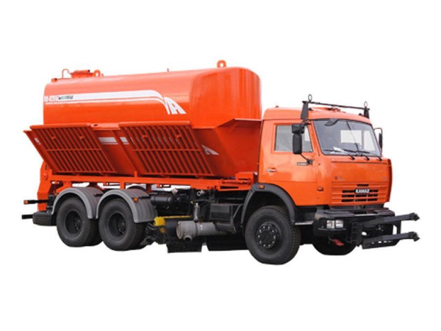 Дорожная машины КО-829Б-02