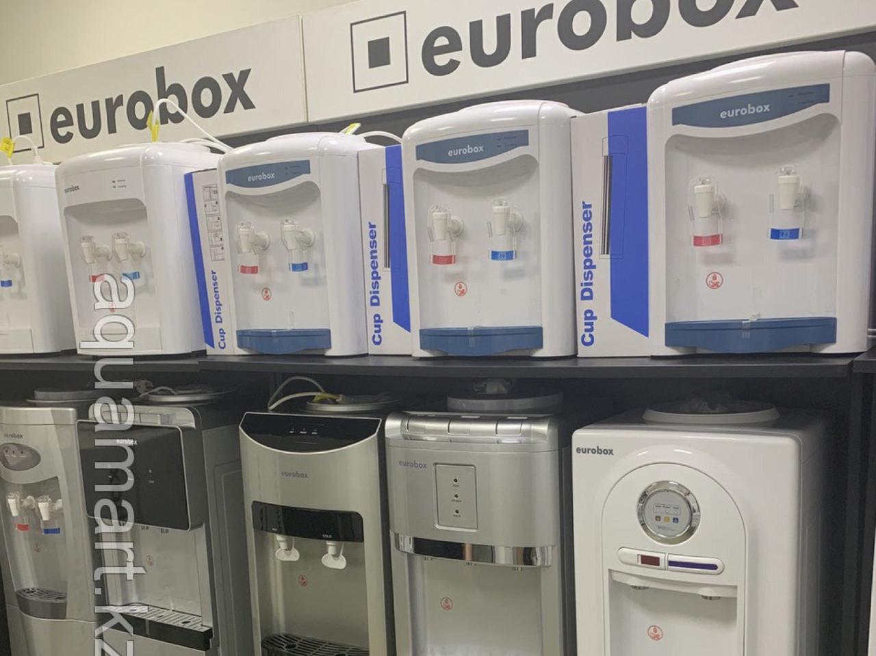 Диспенсер Eurobox со шкафом