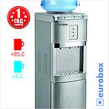 Диспенсер кулер для воды с Холодильником, фото 3