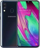 Samsung Galaxy A40 Black, фото 1