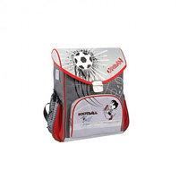 Школьный рюкзак Футбол (серый) M7