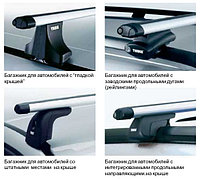 Багажник (поперечины) на любой автомобиль.