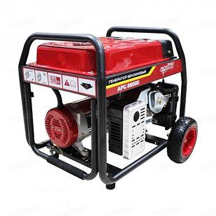 Бензиновый генератор однофазный 6 квт  ALTECO Standard APG 8800E (N)