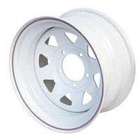 Стальные диски Off-Road Wheels для внедорожников, фото 1