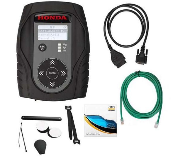 N04406 Дилерский сканер Honda MVCI (оригинал)