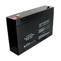 Аккумулятор 6V 7Ah для детских электромобилей и электромотоциклов