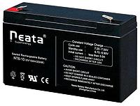 Аккумулятор 6V 10Ah для детских электромобилей и электромотоциклов