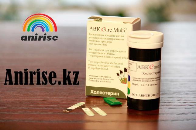 Тест полоски холестерин АВК Care Multi №25, фото 2