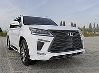 Обвес Renegade Warrior на Lexus LX450d/LX570 (2016+)