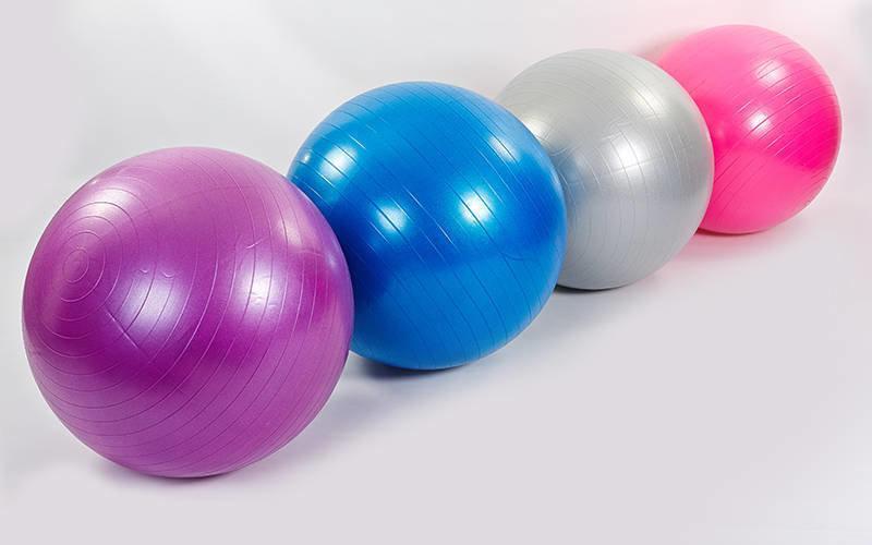 Гимнастический мяч (фитбол) 60 см - фото 2